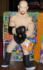 Bill Goldberg figure WCW WWE Play by Play Wrestling NWO TNA NXT 12 inch RARE