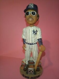 Reggie Jackson New York Yankees Cooperstown Collection Legends Of The Diamond...
