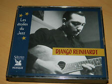 3 CD Les étoiles du JAZZ django REINHARDT prelude à la gloire TRIOMPHES immortel