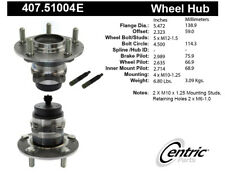 C-TEK Standard Wheel Bearing & Hub Assembly fits 2010-2013 Kia Forte,Forte Koup