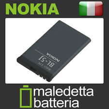 BL-5J Batteria ORIGINALE SOSTITUISCE Nokia BL5J BL-5J (CX6)
