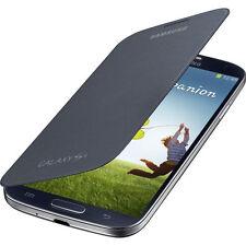 New Authentic OEM Samsung Galaxy S4 Flip Cover Case Black, EF-CI950BBEG
