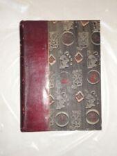 Livres anciens et de collection illustrés en cuir 1900 à 1960