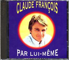 CLAUDE FRANCOIS - PAR LUI MEME - CD ALBUM INCLUS 10 MINI CARTE POSTALE  [164]