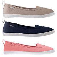 adidas NEO Cloudfoam QT Vulc So Damen-Sneaker Schuhe Ballerinas Halbschuhe
