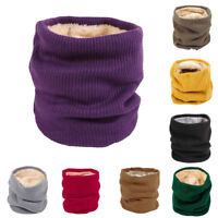 Fashionable Soft Men Women Scarf Winter Warm Cotton Scarves Collar Bandanas  AU