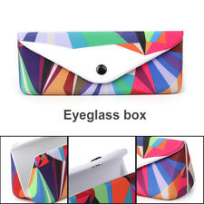 Triangle  Eyeglass Box Glasses Protector  Storage Container Sunglasses Case