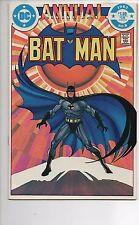 BATMAN ANNUAL #8 NM- 1982 RA'S AL-GHUL TALIA ROBIN MIKE W. BARR