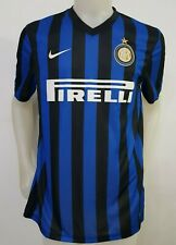 MAGLIA CALCIO SHIRT INTER PIRELLI  FOOTBALL ITALY SOCCER JERSEY IT122