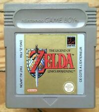 CARTOUCHE SEULE ZELDA LINK'S AWAKENING NINTENDO GAME BOY ORIGINAL FAT PAL FRA
