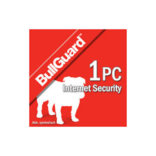 Bullguard Internet Security 1 PC 2018 - 1- Jahr  Windows /KEY EaseUS Technologi