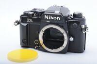 """For Parts"" Nikon FA 35mm SLR Film Camera Black Body JAPAN #190847"