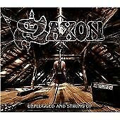 Saxon - Unplugged and Strung Up (2013)  2CD  NEW/SEALED  SPEEDYPOST