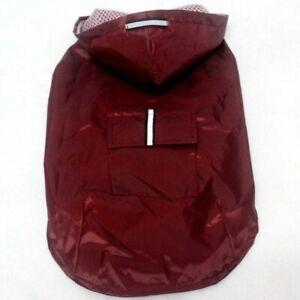 Reflective Dog Raincoat Rain Jacket Jumpsuit Waterproof Pet Rainwear Clothes New