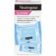 Neutrogena Make Up Remover Facial Wipes 125 Towelettes