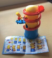 SORPRESINE OVETTI MAXI - MAGIC KINDER - THE SIMPSONS MPG UN-3-52 + CARTINA
