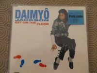 Daimyô Jackson (Michael Jackson-Double) Get on the floor [Maxi-CD]