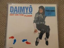 Daimyô Jackson (Michael Jackson-Double) Get on the floor [Maxi-CD]