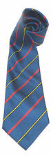 GLOUCESTERSHIRE REGIMENT CLASSIC STRIPE UK MADE MILITARY TIE