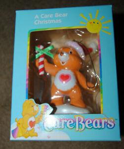 Care Bear Tenderheart Bear 2003 Christmas Ornament