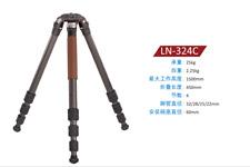 Leofoto LN324c  Professional Carbon Fiber Tripod Portable Camera