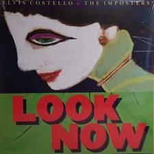 Elvis Costello & The Imposters Look Now LP VINYL Concord Records 2018 NEW