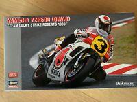 +++ Hasegawa 1/12 Yamaha YZR500 0WA8, 1989Lucky Strike 21710