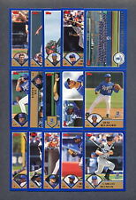 2003 Topps Kansas City Royals TEAM SET (16) Cards