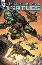 TMNT Teenage Mutant Ninja Turtles #76 IDW 1:10 & 1:25 Retailer Variant Set
