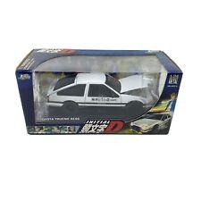 Jada Toys Initial D Toyota Hachiroku Toyota Trueno AE86 Diecast 1;24