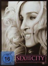 18 DVDs * SEX AND THE CITY  BOX - STAFFEL / SEASON 1 - 6 (MB) # NEU OVP +