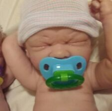 PARTIAL REBORN FIRST TEARS BABY REAL BOY PREEMIE  MORE AFFORDABLE