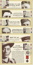 GB POSTCARDS PHQ CARDS MINT NO 290 2006 VICTORIA CROSS AWARDS