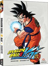 Dragon Ball Z Kai Complete Series DVD Collection All Seasons 1-4 Bundle DBZ Lot