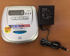 Aiwa XP-V70 Personal CD Player 1 Bit DAC, 40 sec. Anti Shock System