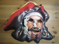 Captain Morgan Rum Pirate Mask! Promotion Exclusive! Large! Rare! BRAND NEW!