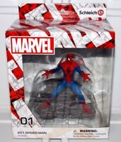 Schleich Marvel Spider-Man 01 Diorama Character Action Figure Statue Collectible