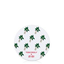 [TONYMOLY] The White Tea Mild Sun Cushion oioi Edition SPF50+ PA++++15g