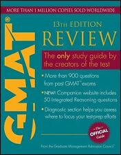 The Official Guide for GMAT Review , GMAC [Graduate Management Admission Council