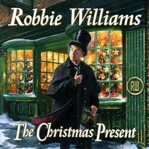 ROBBIE WILLIMAS – THE CHRISTMAS PRESENT -  DOUBLE  CD - NEW SEALED