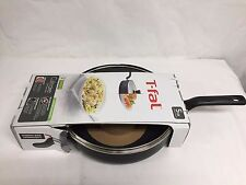 T-Fal Grand Chef Ceramic Nonstick 5-Qt. Covered Jumbo Cooker, NEW OTHER