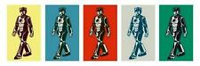 Doctor Who : Cybermen Walking - Midi Poster 91.5cm x 30.5cm (new & sealed)