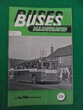 Buses Illustrated - May - June 1957 - Bridgemaster in service