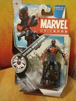 Marvel Universe Spider-Man 2099 3 3/4 Action Figure #25 Series 3 Hasbro BNIB