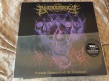 DEMONOMANCY / WITCHCRAFT LP Black vinyl mint