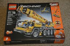 LEGO Technic Mobile Crane MK II (42009) 2,606pcs RETIRED