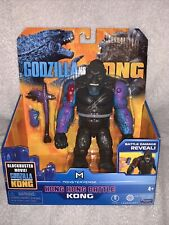 "Godzilla vs Kong HONG KONG BATTLE KONG Playmates Monsterverse 6"" Inch Figure"