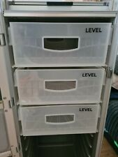 More details for airline trolley cart, aircraft cart drawers only