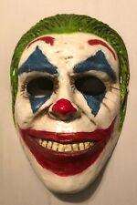 The Joker Mask DC Comics Batman Villain Halloween Half Mask GREAT Quality