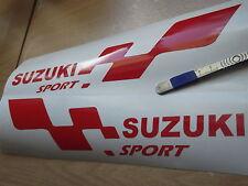 Suzuki Sport Pequeño Coche Pegatina De Vinilo Calcomanía x2